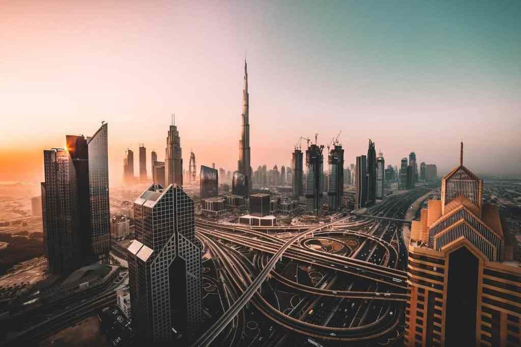 Dubai, Uni Emirat Arab 2017