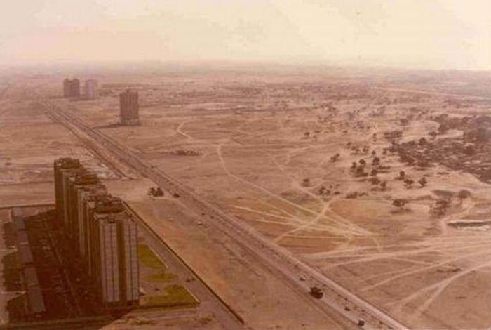Dubai, Uni Emirat Arab 1991
