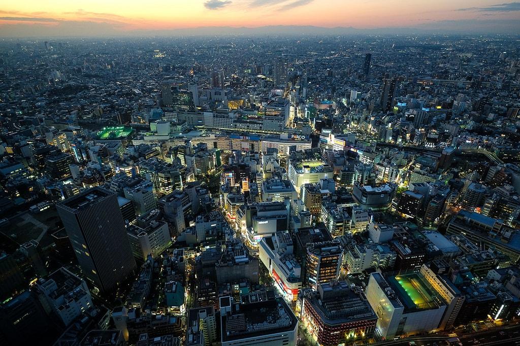 Tokyo, Jepang 2014
